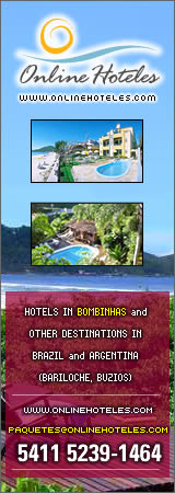 Hotels in Bombinhas